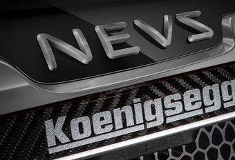 Partenariat NEVS – Koenigsegg : pour la Saab 9-3 électrique ? #1