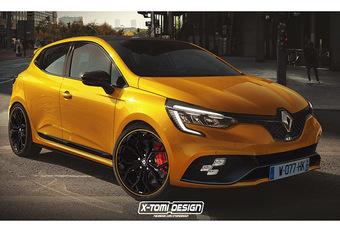 Renault Clio R.S. : comme ça la bombinette ? #1