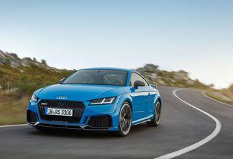 Audi TT RS: opnieuw met vijfpitter #1