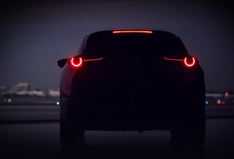 Mazda : nouveau SUV à Genève #1