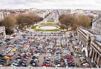 Weekendtip: Love Bugs Parade @ Autoworld zondag 10 februari #1