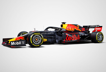 F1 2019: Red Bull RB15 gaat voor Honda-power - UPDATE: definitief #1