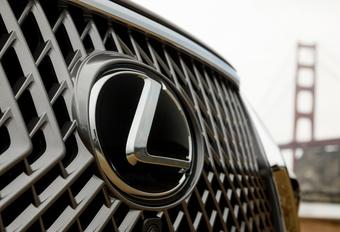 J.D. Power juge Lexus la marque la plus fiable #1