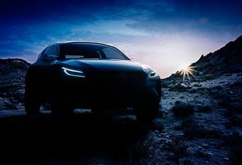 Subaru Viziv Adrenaline Concept hint naar SUV-Coupé #1