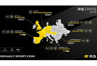 Renault Sport Days : accès circuit avec sa R.S. ! #1