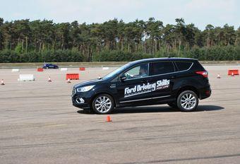 Ford Driving Skills for Life : pour la 6e fois en Belgique #1