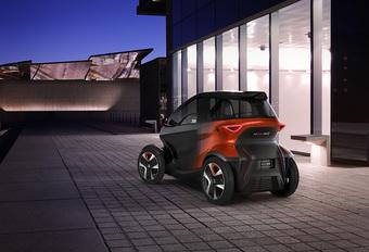 Seat Minimo: urban mobility #1