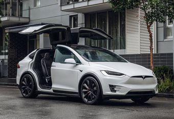 Consommation : Tesla à l'aise face à la concurrence #1