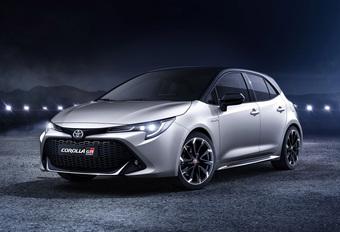 Toyota Corolla : en GR Sport et Trek à Genève #1