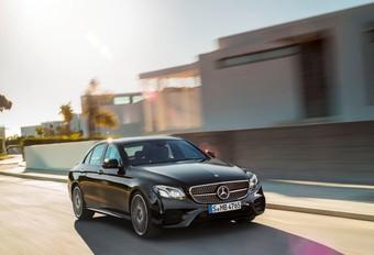 Nieuwe dieselmotor voor Mercedes E-Klasse #1
