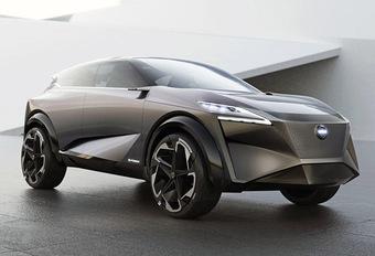 Nissan IMq Concept hint naar nieuwe Qashqai #1