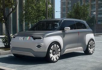 Fiat Centoventi concept is eindelijk iets nieuws van Fiat #1
