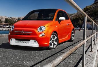 Fiat 500e : nouveau modèle électrique en 2020 #1