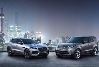 Recall voor Jaguar Land Rover door CO2-problemen #1
