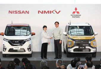 Nissan et Mitsubishi : ensemble pour les kei-cars #1