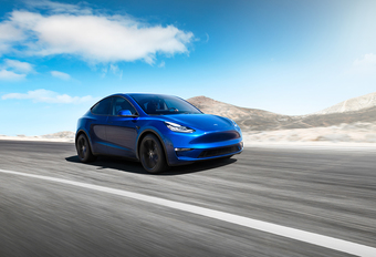 Tesla Model Y: nu officieel! #1