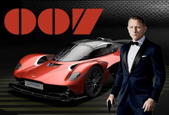 Geen Valkyrie voor James Bond #1