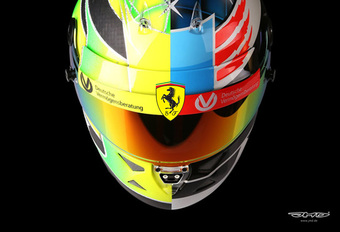 Mick Schumacher maakt Ferrari-debuut in Bahrein #1