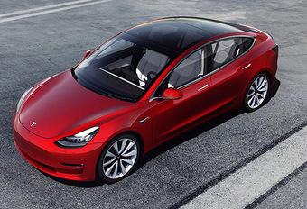 Tesla Model 3 : l'électrique la plus vendue en Europe #1