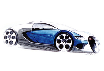 Le designer de la Bugatti Veyron nouveau responsable du design de Rolls-Royce #1