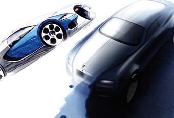 Rolls-Royce wordt een beetje Bugatti #1