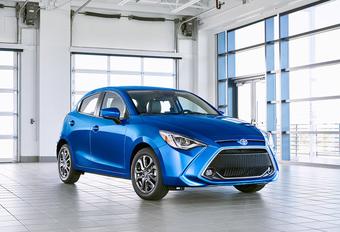 Nieuwe Toyota Yaris is stiekem een Mazda 2 #1