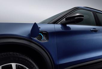 Ford lanceert 16 geëlektrificeerde modellen #1