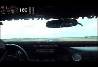 Une Ford GT modifiée a atteint les 300 mph (480 km/h) #1