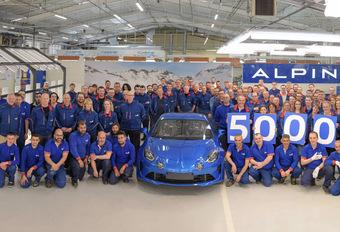 Alpine: een groot succes! #1