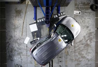 EuroNCAP : deux SUV au crash-test #1
