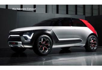 NYIAS 2019 – Kia dévoile le concept Habaniro #1