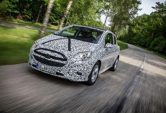 Opel Corsa : sous la tonne #1