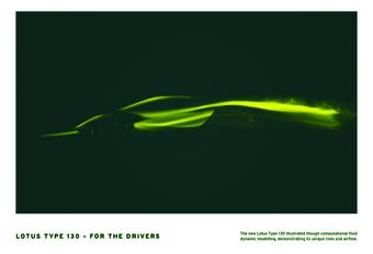 Lotus Type 130 : hypercar électrique à venir #1