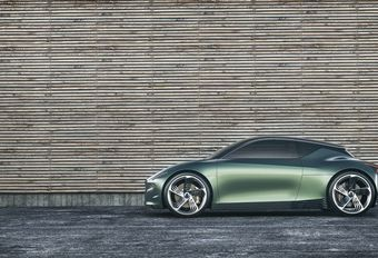 Genesis Mint Concept is luxe stadskar #1