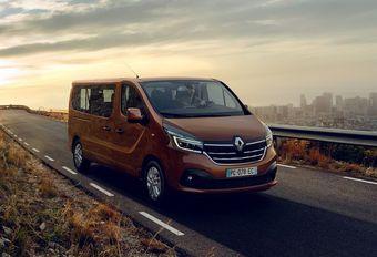 Renault Trafic SpaceClass: opgefrist #1