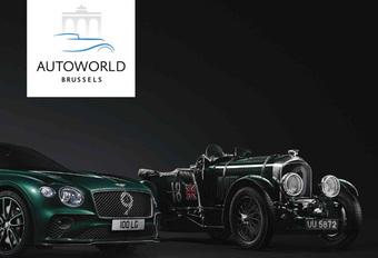 Autoworld viert 100 jaar Bentley  #1