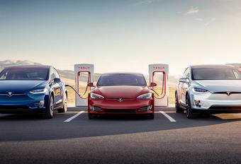 Tesla Model S en X: 10% meer autonomie #1