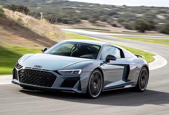 Audi e-tron GTR: Tesla Roadster in het vizier #1