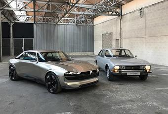Peugeot e-Legend concept: hij komt niet #1