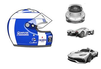 Welke van deze 3 hypercars moet David Coulthard niet? #1