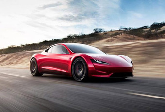 Tesla Roadster : 1000 km sur une charge #1