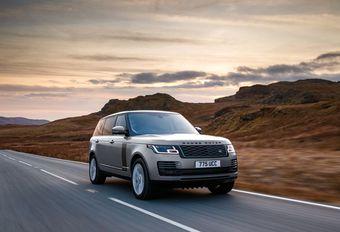 Range Rover : 6-cylindres à turbo électrique #1