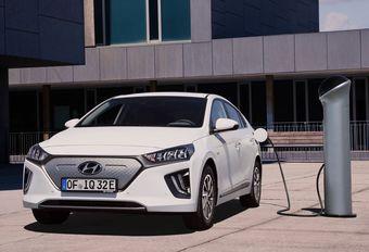 Hyundai Ioniq electric: krachtiger #1