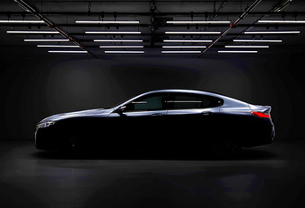BMW kondigt 8-Reeks Gran Coupé aan #1