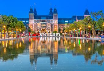 Amsterdam interdit les voitures thermiques en 2030 #1