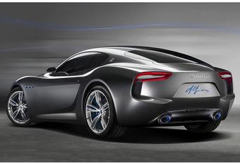 Maserati : ce sera l'hybride et pas l'électrique #1