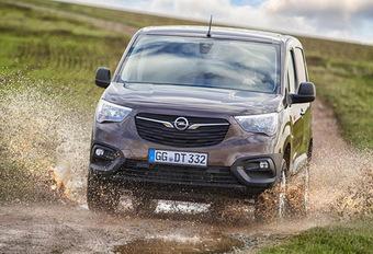 Opel Combo : aussi en 4x4 avec Dangel #1