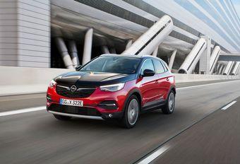 Opel Grandland X Hybrid4 is E-Tense van Opel #1