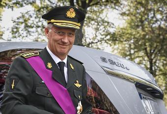 Koning Filip kiest voor 'groen' #1