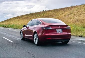 L'action de Tesla au niveau de janvier 2017 #1
